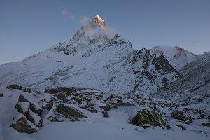 Golden Peak Himalaya
