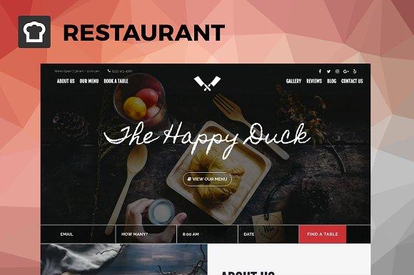 SitePoint Restaurant