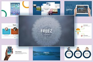 Freez PowerPoint Presentation