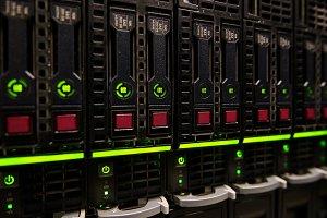 big data center highspeed server storage