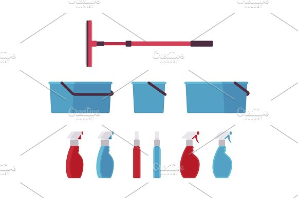 Window Cleaning Tools And Equipment