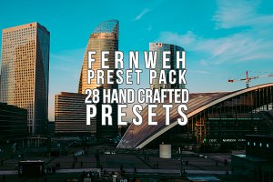 Fernweh Complete Preset Pack
