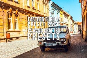 Eastern Europe Pack