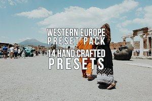 Western Europe Pack