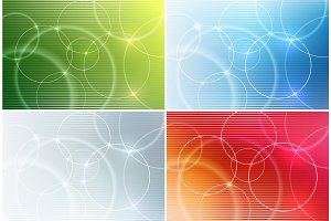 Abstract vector background for design, graphic layout. Modern ab