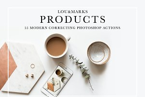 55 Professional Product Actions