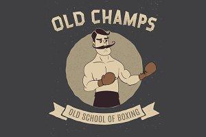 Retro boxer