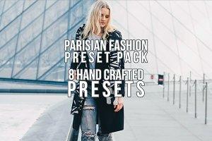 Parisian Fashion Pack