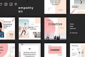 Empathy Social Media Kit
