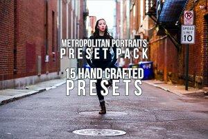 Metropolitan Portraits Pack