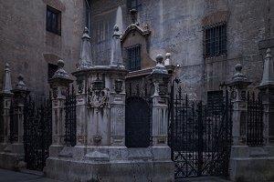 Valencia in twilight