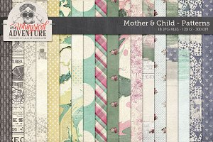 Mother & Child Patterns