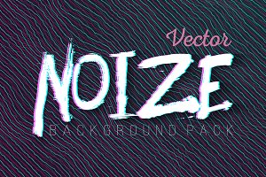 Vector Equalizer Waves Backgrounds