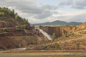 River basin Riotinto