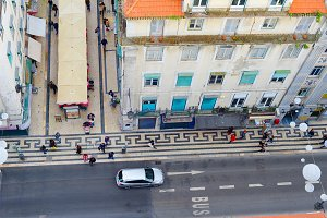 Lisbon street life, Portugal