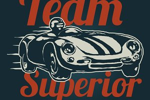 Vintage Racer Champion