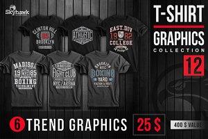 Sport Tee Shirt Graphics