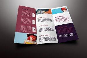 Fashion Tri-fold Brochures
