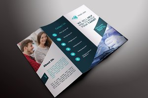 IT Services Tri-fold Brochures