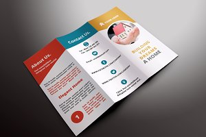 Real Estate Tri-fold Brochures