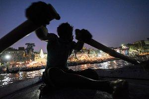 Boatman Varanasi