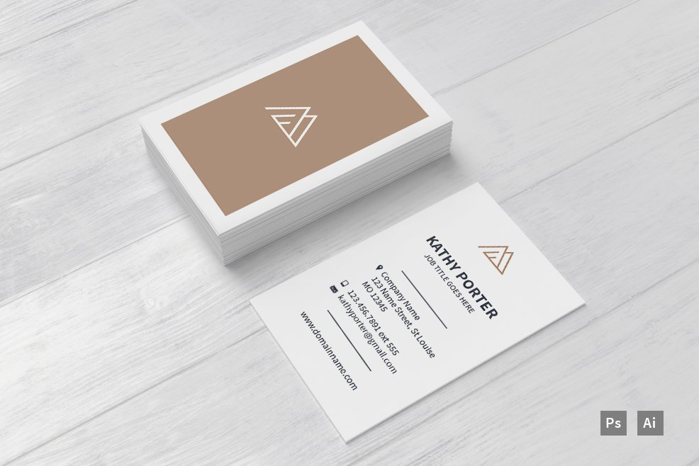 Am business card business card templates creative market reheart Images
