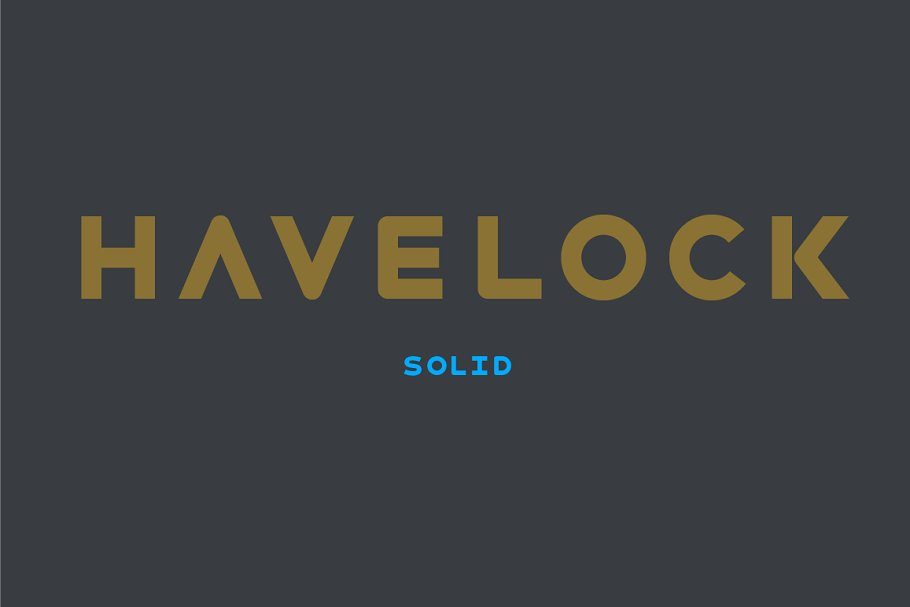 Havelock Solid