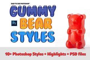 Gummy Bear Styles