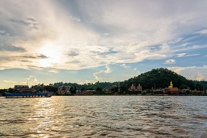 Cruise on the Mekong River