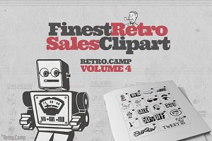 Retro.Camp BUNDLE - Volume 4