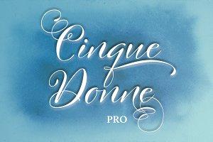 Cinque Donne Pro