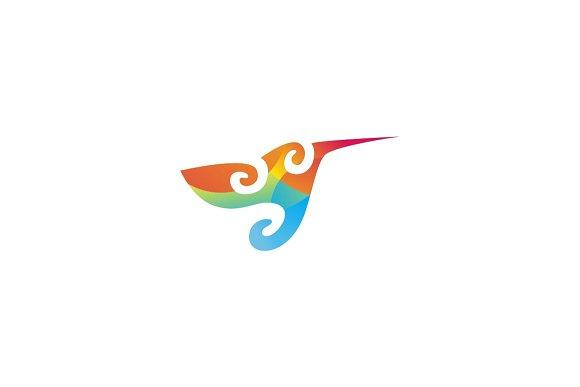 Colibri Logo Template