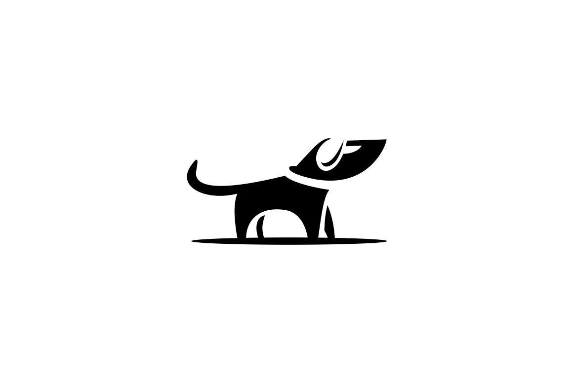 Cool Dog Logo ~ Logo Templates ~ Creative Market
