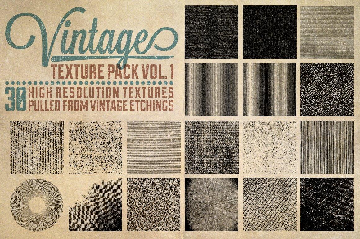 Vintage Texture Pack Vol 1 Textures Creative Market