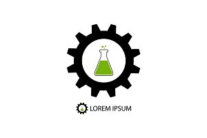Chemical industry logo