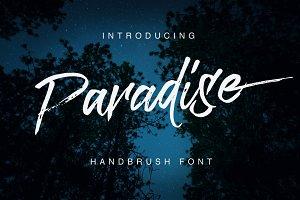 Paradise Typeface