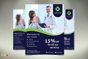 Medicine Flyer - SK