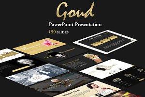 Goud PowerPoint Presentation