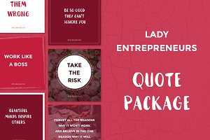 Social Media - Lady Entrepreneurs