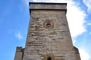 Saint Bertrand de Comminges Tower