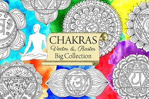 Big Chakras Collection