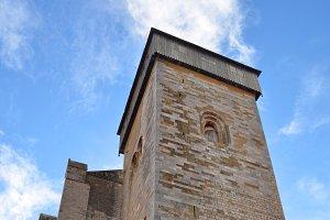 Saint Bertrand de Comminges facade
