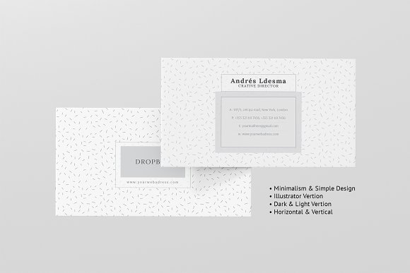 Business Card - Business Cards
