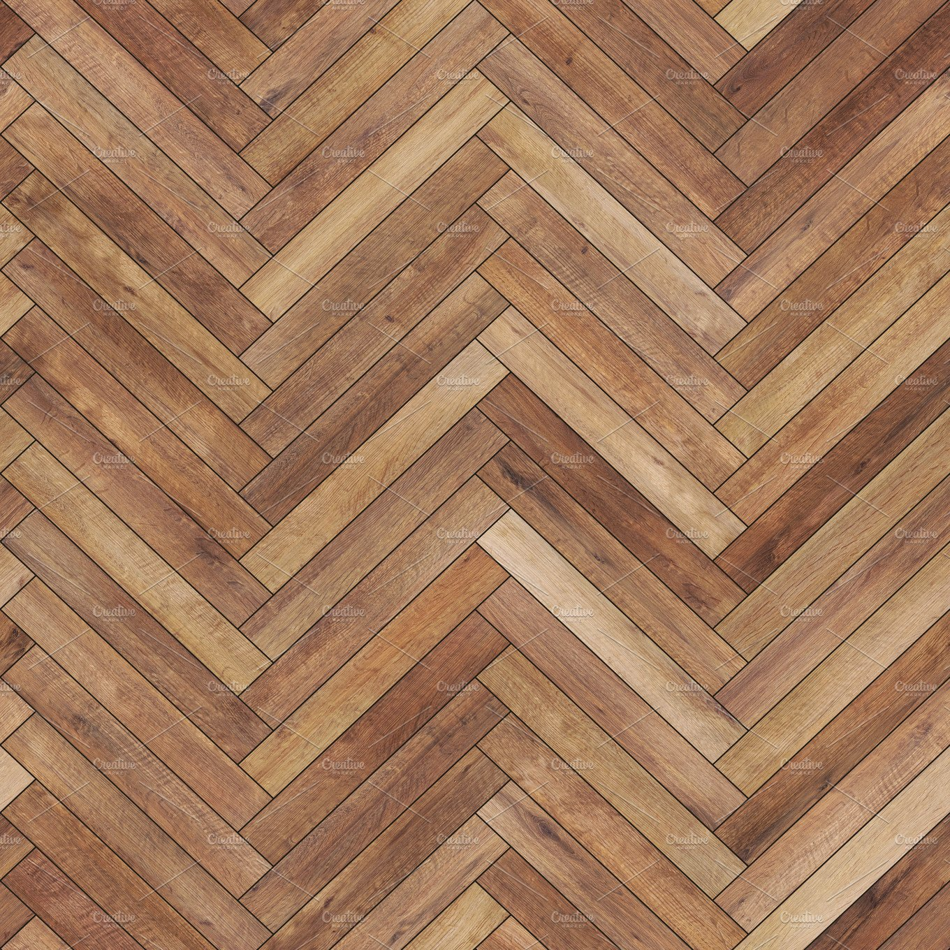 seamless wood parquet texture herringbone brown textures creative market. Black Bedroom Furniture Sets. Home Design Ideas