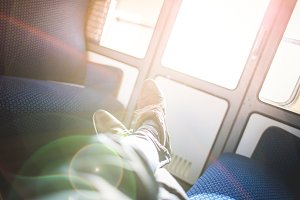 Chill-out Traveling by Train