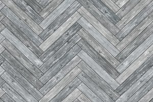 Seamless wood parquet texture (herringbone neutral)