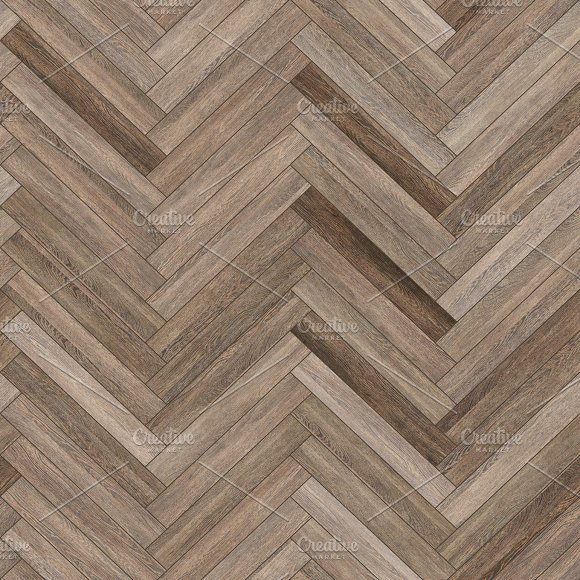 Seamless Wood Parquet Texture Herringbone Neutral Textures