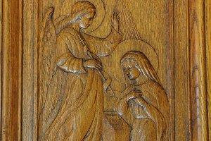 Annunciation Of Virgin Mary