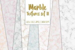 Marble Textures set II