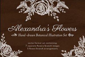 Alexandra's Flowers